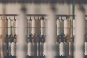 Usine fabrication de coton